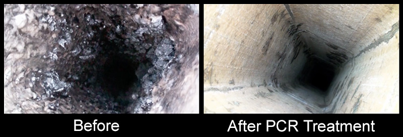 Chimney Creosote Removal System