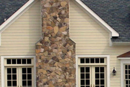Refinishing Your Chimney With Stone