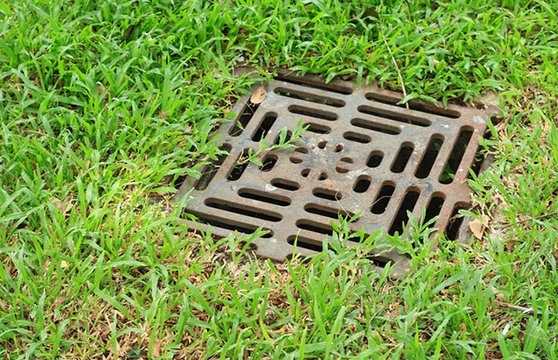 Standing Water in your Yard? Maybe you need a Yard Drain Installation