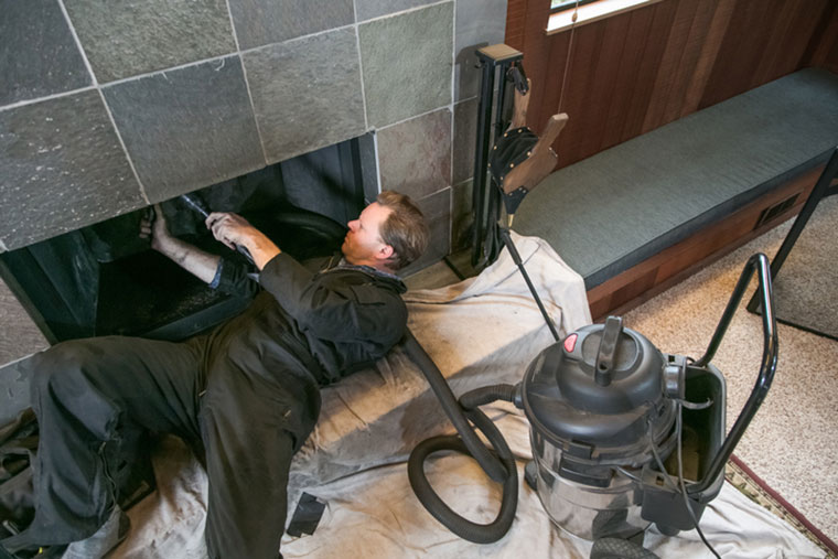 Brickworks - What Does a Chimney Sweep Service Provide?