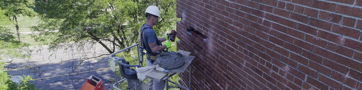 Brick Repair - Brickworks Property Restoration