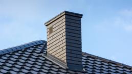 chimney crown