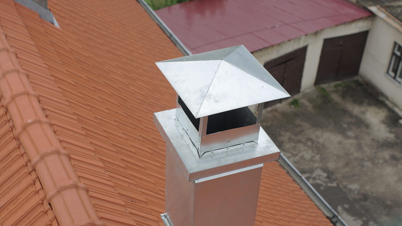 chimney cap repair