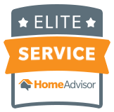 Brickworks Property Restoration, LLC is a HomeAdvisor Service Award Winner